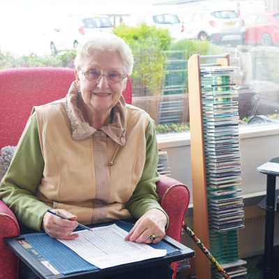 dundee residential home ladies